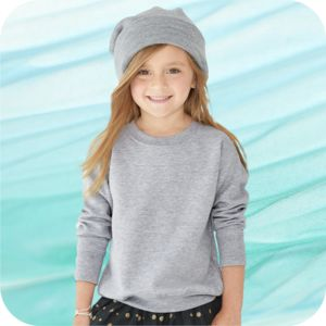 Toddler Fleece Sweatshirt Thumbnail