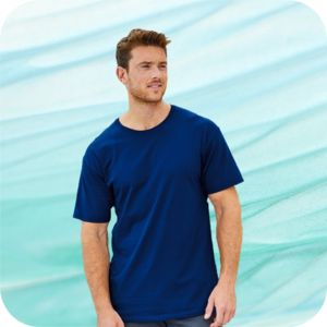 HD Cotton Short Sleeve T-Shirt Thumbnail