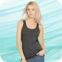 Women's The Jersey Fitted Tank Thumbnail