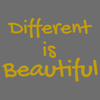 Different is beautiful - Women's The Jersey Fitted Tank Design