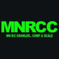 MNRCC Adult T-shirt - Neon Green Printing Design