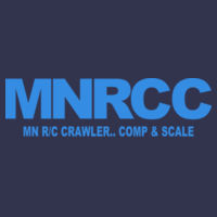 MNRCC Adult T-shirt - Sky Blue Printing Design