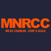 MNRCC Sweatshirt - Neon Orange Printing  Design