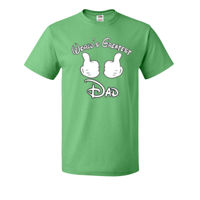 World's Greatest Dad T's - HD Cotton Short Sleeve T-Shirt Thumbnail