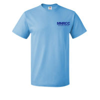 MNRCC Adult T-shirt - Royal Blue Printing Thumbnail
